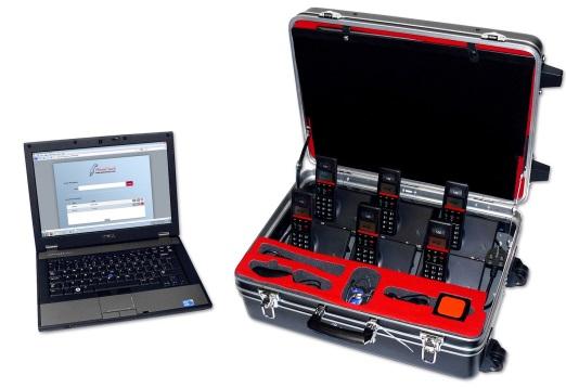 Telephone coaching equipment