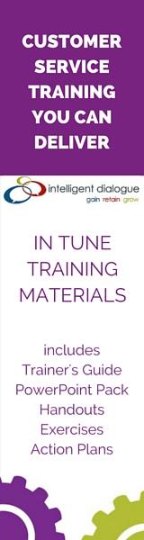 In Tune Customer Service Training